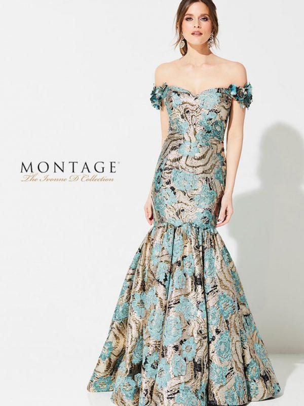 Ivonne D dresses